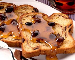French Toast Raisin Syrup